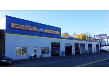 Syracuse car repair shop Johns Auto Care