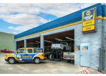 San Diego car repair shop John's Automotive Care