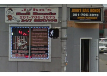 Jersey City bail bond John's Bail Bonds