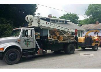 Des Moines tree service John's Tree Service