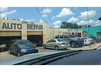Tallahassee car repair shop John's and Son Auto Repair Inc.