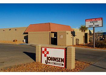 El Paso veterinary clinic Johnsen Animal Hospital