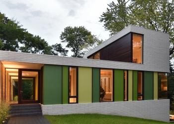 Milwaukee residential architect Johnsen Schmaling Architects