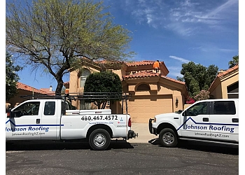 Mesa roofing contractor Johnson Roofing