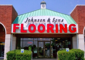 Knoxville flooring store Johnson & Sons Flooring