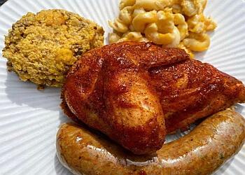 Lafayette barbecue restaurant Johnson's Boucaniere