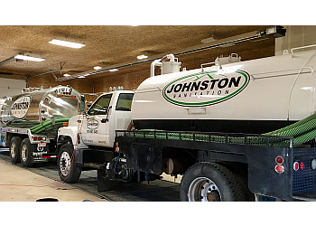 Fort Collins septic tank service Johnston Sanitation