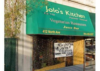 Yonkers vegetarian restaurant Jolo's Kitchen
