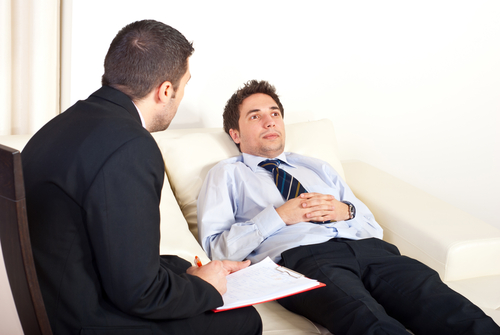 Denver psychiatrist Jon Bell, MD
