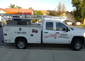 Bakersfield hvac service Jon Dooley Heating & Cooling, Inc.