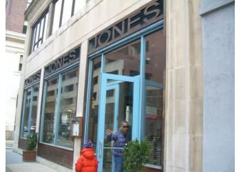 Philadelphia american cuisine Jones