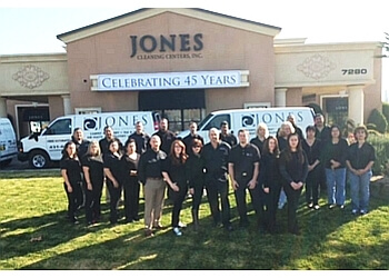 Jones Cleaning Centers, Inc.
