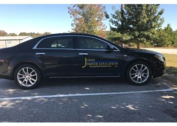 Augusta driving school Jones Driver Education