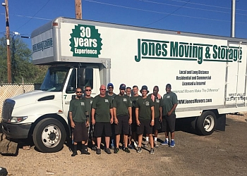 Scottsdale moving company Jones Moving & Storage