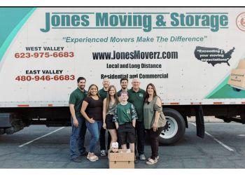 Surprise moving company Jones Moving & Storage