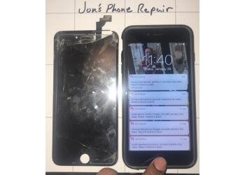 Cleveland cell phone repair Jon's Phone Repair