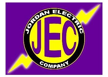 Columbus electrician Jordan Electric Company Inc.