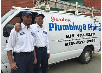 Durham plumber Jordan Plumbing and Maintenance, LLC
