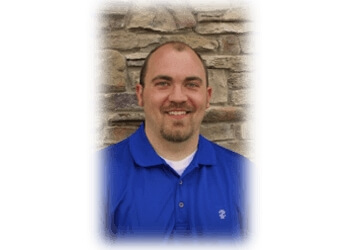 Fort Wayne physical therapist Jordan Tait, PT