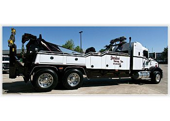 Plano towing company Jordan Towing, Inc.