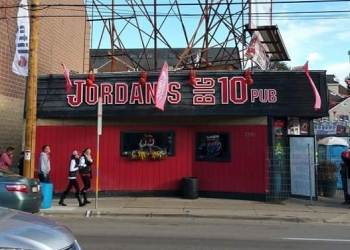 Madison sports bar Jordan's Big 10 Pub