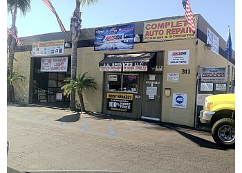 Oceanside car repair shop Jorge Alonso Auto Repair Oceanside