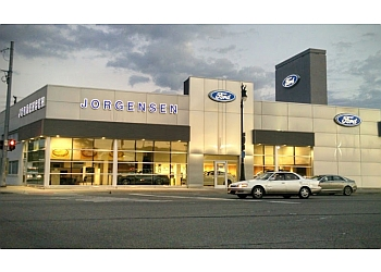 Detroit car dealership Jorgensen Ford Sales Inc.