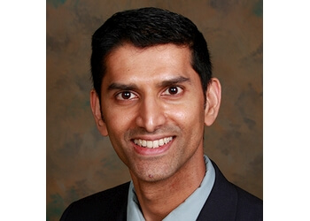 Beaumont neurologist Joseph A. Oommen, MD