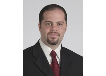Cleveland psychiatrist Joseph Baskin, MD