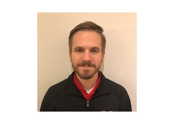 Kent physical therapist Joseph Zebrowski, DPT