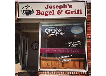 Bridgeport bagel shop Joseph's Bagel & Grill