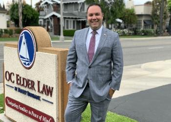 Corona estate planning lawyer Joshua Ramirez