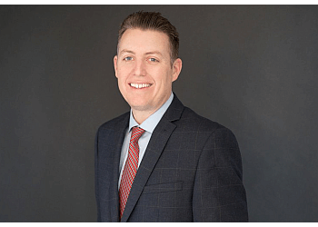 San Diego patent attorney Joshua  S. Schoonover