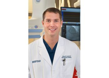 Knoxville cardiologist Joshua W. Todd, MD