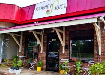 Athens juice bar Journey Juice