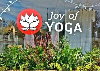 St Louis yoga studio Joy Of Yoga