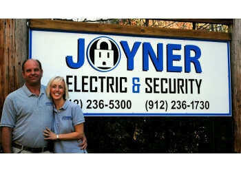 Savannah electrician Joyner Electric & Security