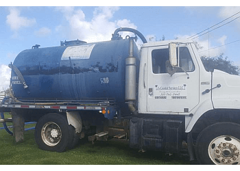 Corpus Christi septic tank service J's Coastal Services