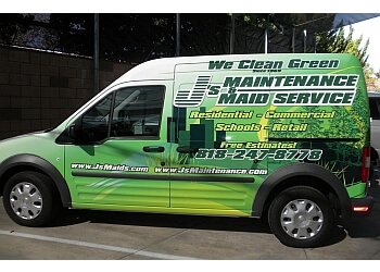 Glendale commercial cleaning service J's Maintenance
