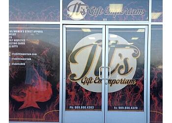 San Bernardino gift shop Jt's gift emporium