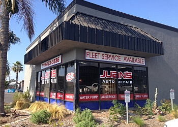 Chula Vista car repair shop Juan Auto Repair
