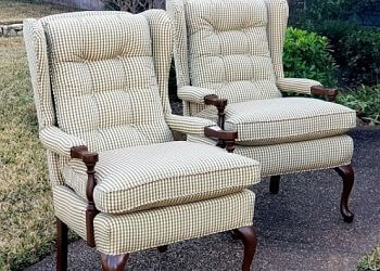 Fort Worth upholstery Juan Guzman Custom Upholstery
