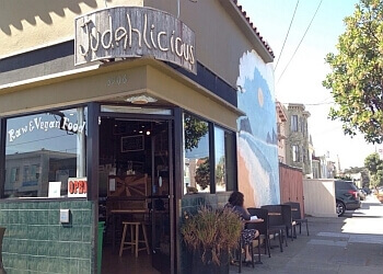 San Francisco juice bar Judahlicious Juice