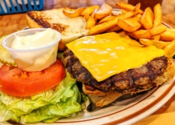 Garland cafe Judy's Cafe