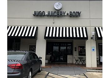 San Antonio juice bar Jugo Juicery