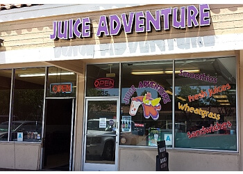 Chula Vista juice bar Juice Adventure