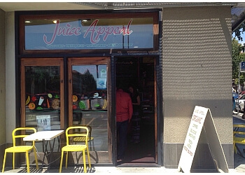 Berkeley juice bar Juice Appeal