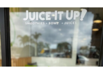 Ontario juice bar Juice It Up
