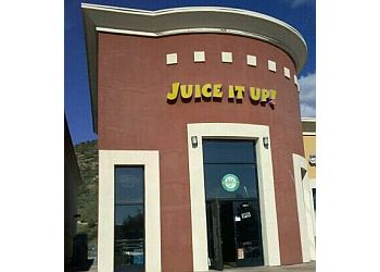 San Bernardino juice bar Juice It Up
