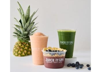 Victorville juice bar Juice It Up!